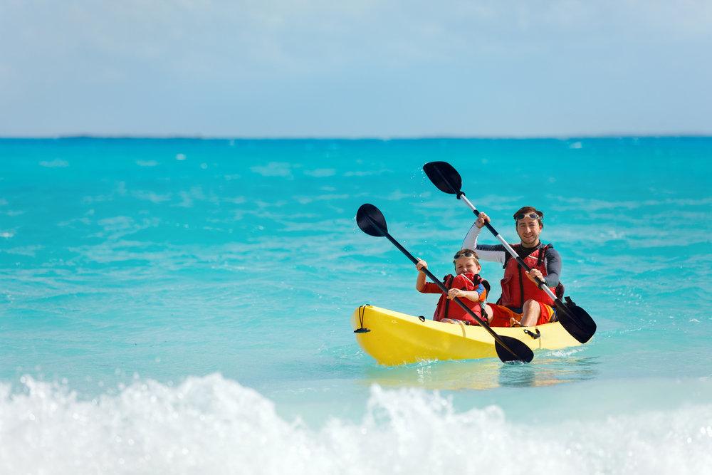 Weekend Tandem Kayak Tour ($85 + tax)
