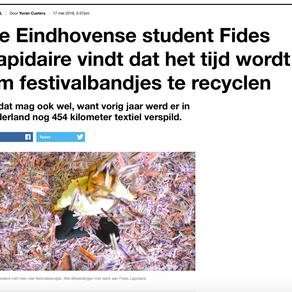 (R)ENTREE in het nieuws