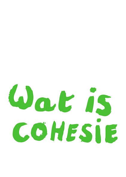 wat is cohesie G.jpg