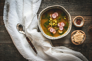 Yu Choy Sum Miso Soup