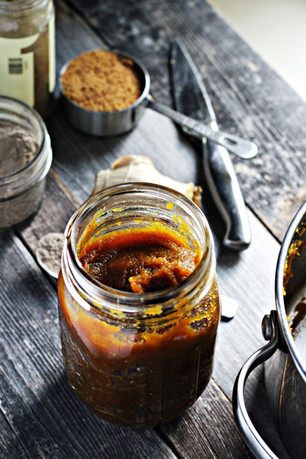 Chai Spiced Winter Squash Butter