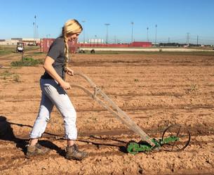 COOLER TEMPURATURES AND A NEW FARM EDUCATOR