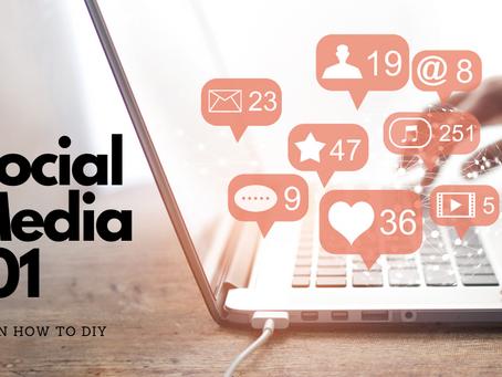 Social Media 101: Learn how to DIY