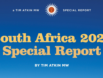 TIM ATKIN'S 2021 SOUTH AFRICA REPORT RELEASED
