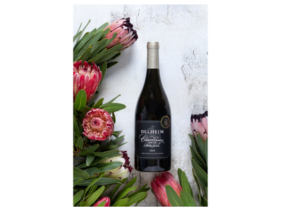 Delheim's latest vintage Chardonnay Sur Lie is just in time for International Chardonnay Day, 27 May