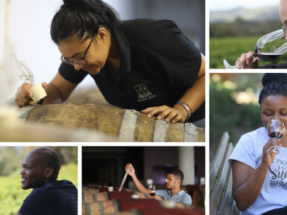 CWG Charity Auction raises nearly half a million rand in support of the SA Wine Industry