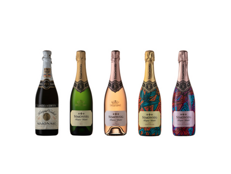 SIMONSIG HAILS 50 YEARS OF KAAPSE VONKEL AND CAP CLASSIQUE