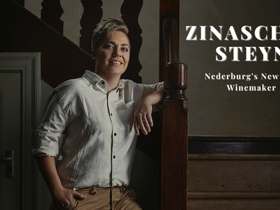 FROM PROOF-READING TO WINEMAKING: Nederburg's New Red Winemaker