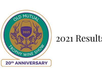 SIGNS OF RENEWAL: SPLENDID RESULTS FROM THE 20TH EDITION OF THE OLD MUTUAL TROPHY WINE SHOW