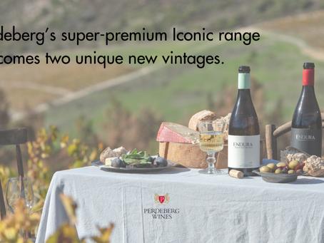 Perdeberg's super-premium Iconic range welcomes two unique new vintages