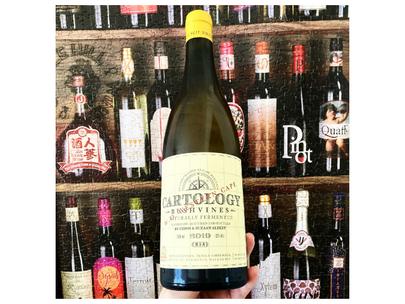 Alheit Vineyards Cartology 2019