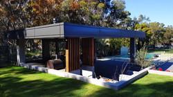 Arctectual patio redlands