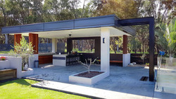 Architectual Patio