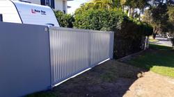 Aluminium Gates Morningside