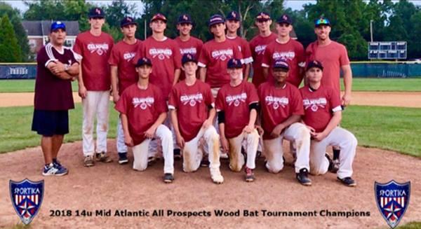 14U Mid Atlantic All Prospects Wood Bat