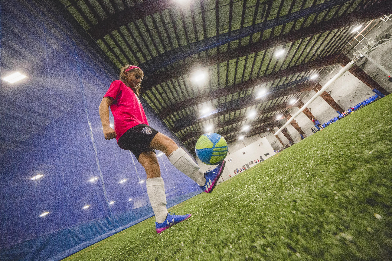 Soccer Girl 7