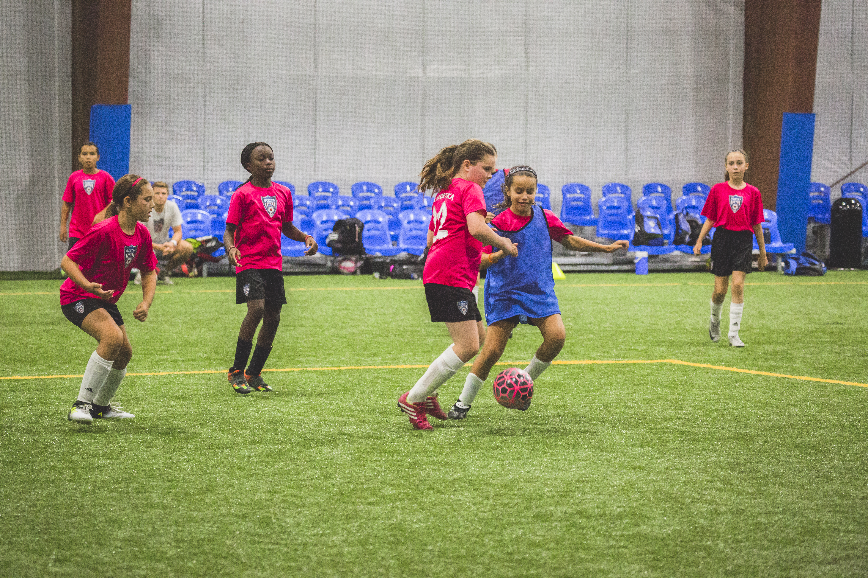 Soccer Girls 6