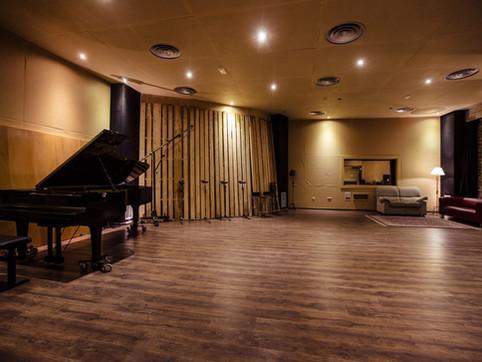 Madrid, Spagna - Estudio Uno - Musica Applicata