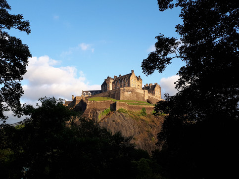 Edimburgo, Scozia - Edinburgh University -  Musica Applicata