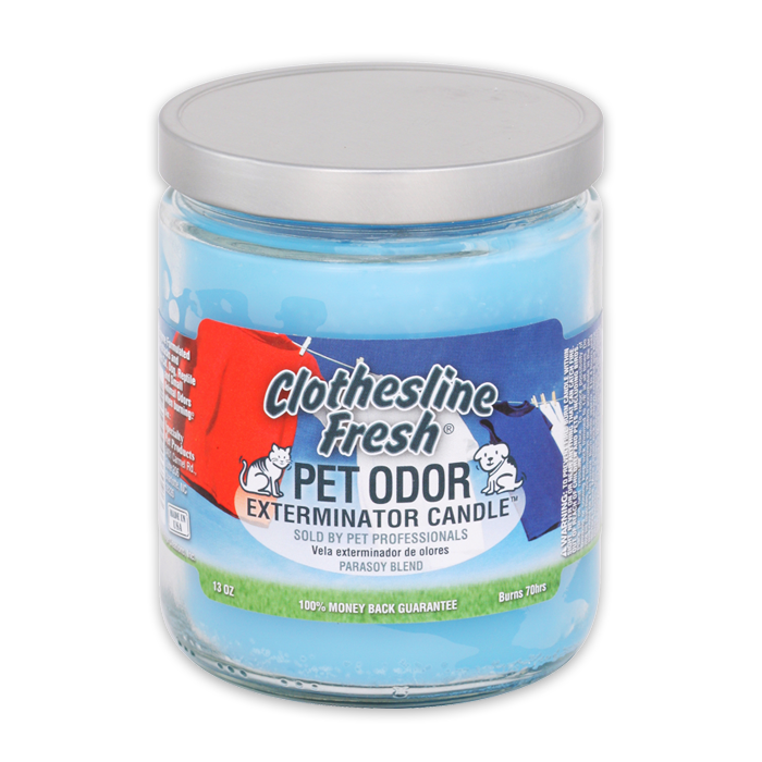Clothesline Fresh 13oz Jar Candle