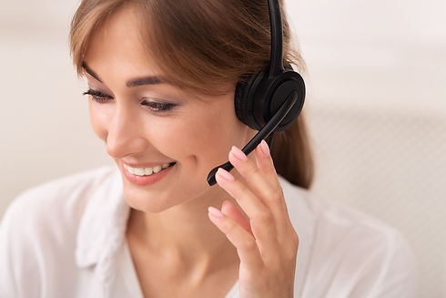 positive-lady-in-headset-working-in-call