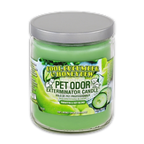 Cool Cucumber Honeydew jar candle