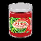 Kiwi Twisted Strawberry jar candle