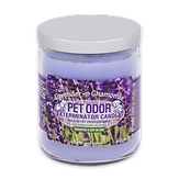 Lavender with Chamomile jar candle