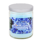 Blue Serenity jar candle