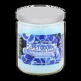 Blue Serenity jar candle
