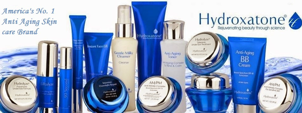 Best anti aging products - Hydroxatone