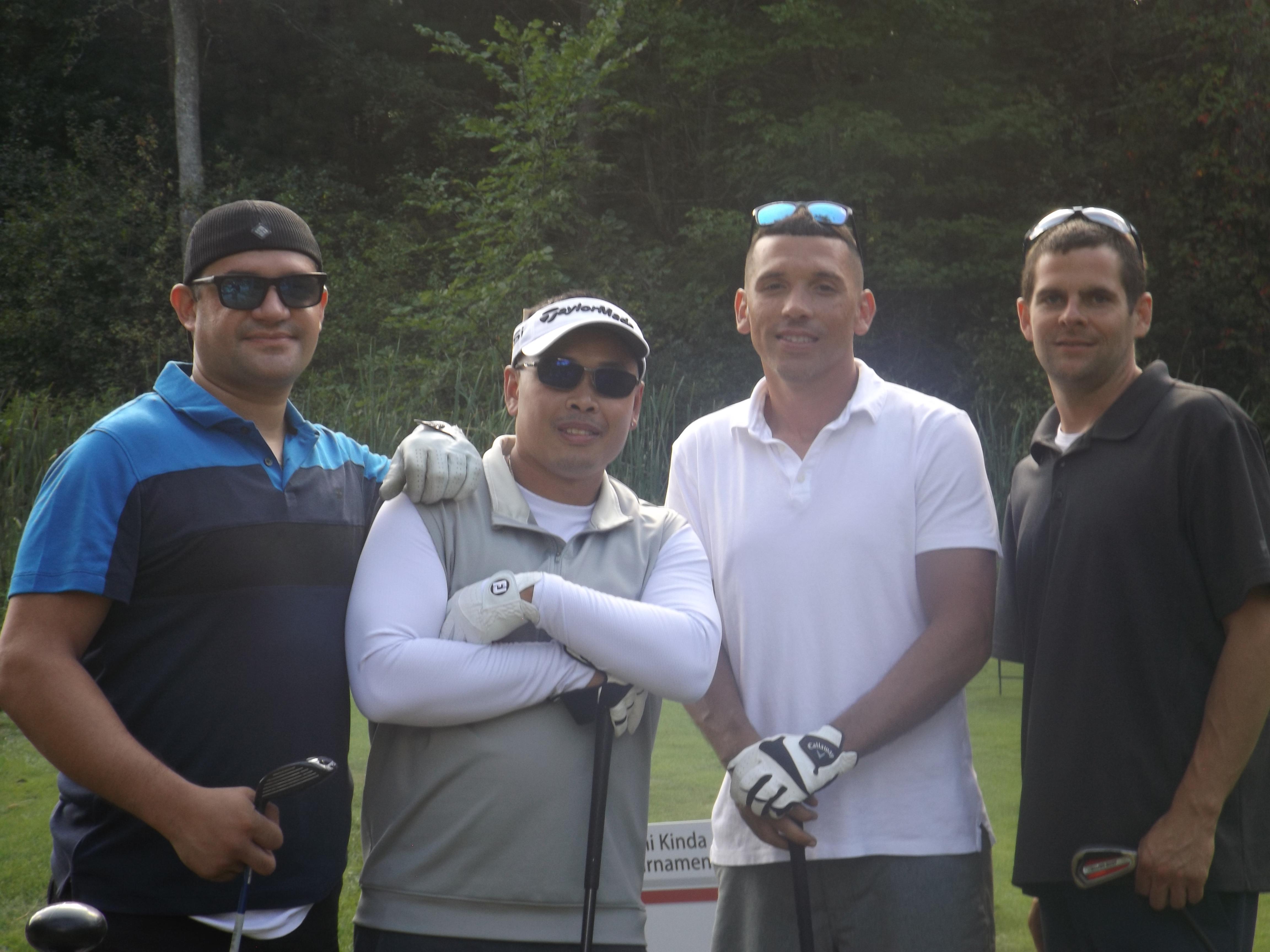 5th Annual Golf Tournament
