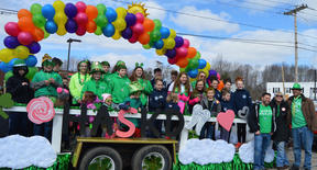2nd Annual St. Patrick's Day Parade