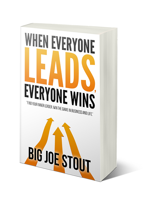 "Leadership Book, ""When Everyone Leads, Everyone Wins"""
