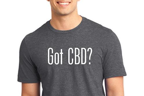 """Got CBD?"" Tee"