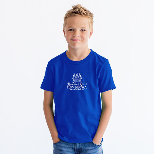 Youth Tultex 235 - Royal Blue