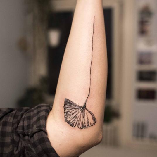 Tattooidee und Umsetzung, Tattoo Artist: Claudia Schildknecht)  Adobe Illustrator  Zeichnen  Oktober 2017