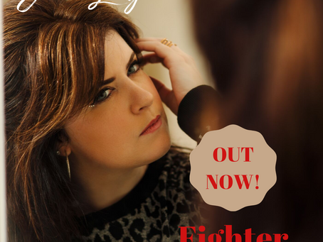 New single 'Fighter' OUT NOW!! :-)