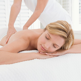 Massage Therapy is not just for relaxation.