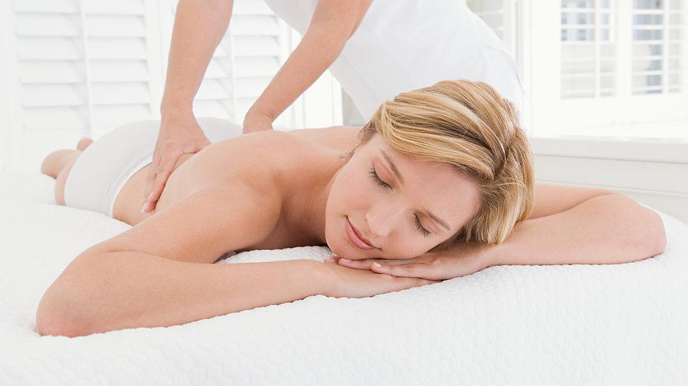 Holistic massage 90 minutes