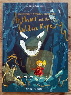 Arthur & the Golden Rope: JT Stanton