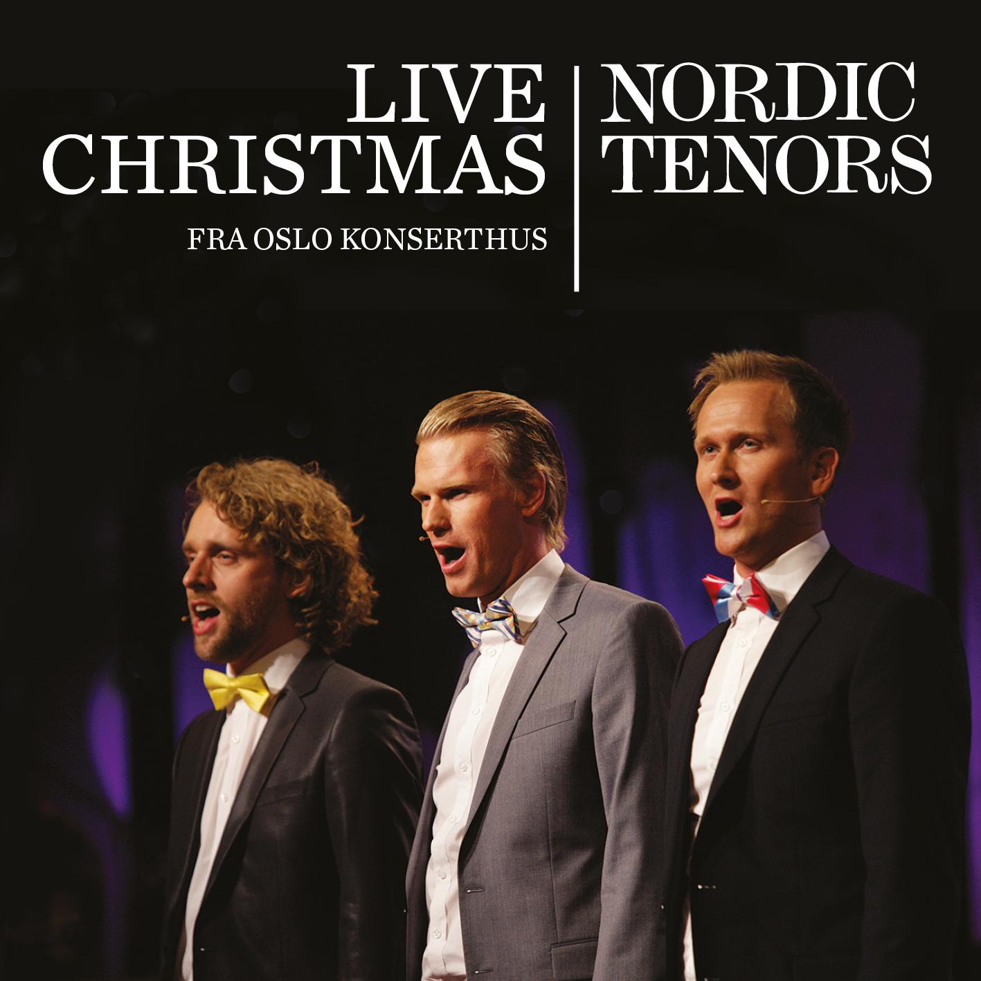 CD Live Christmas