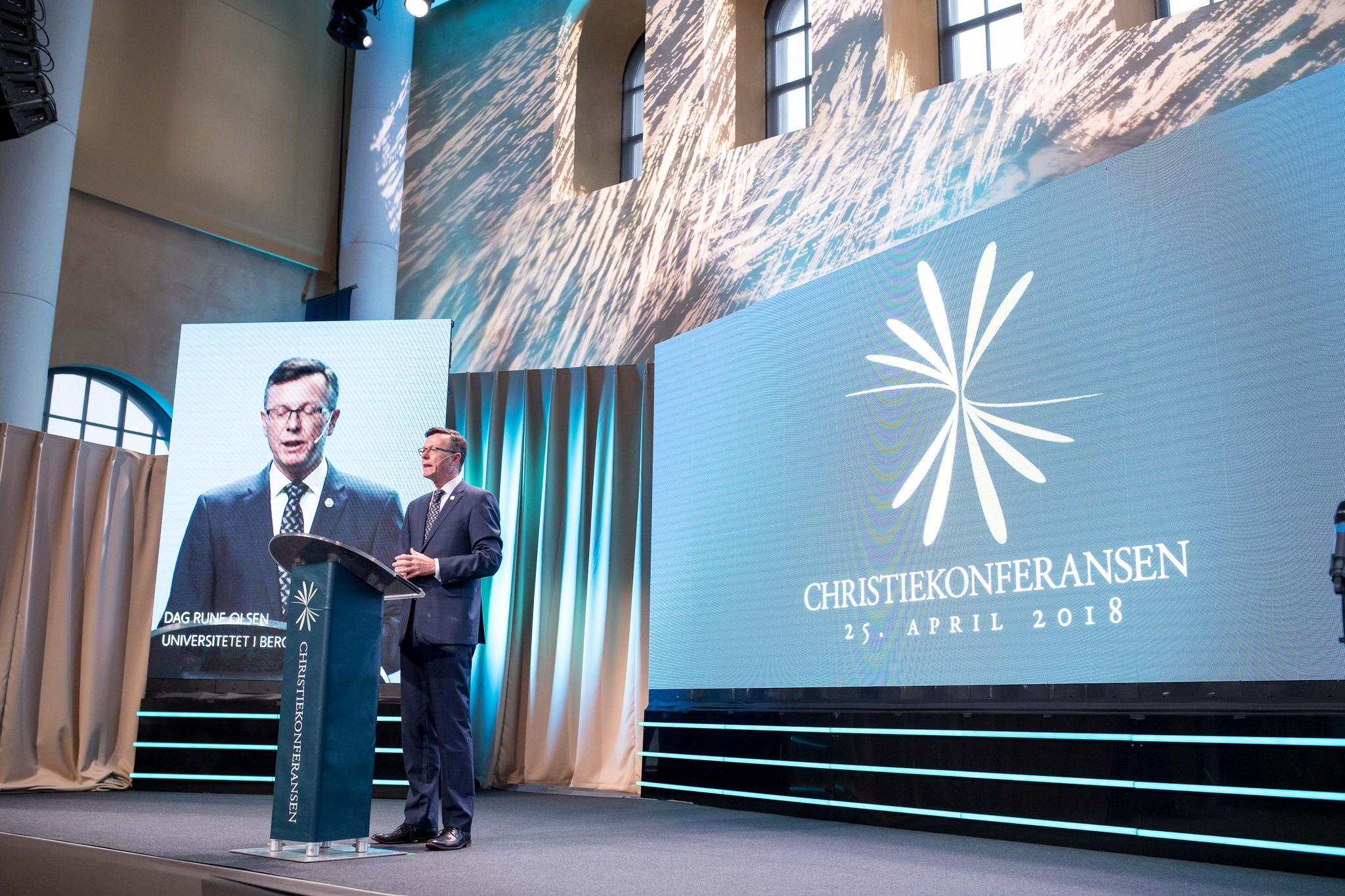 Christiekonferansen 2018
