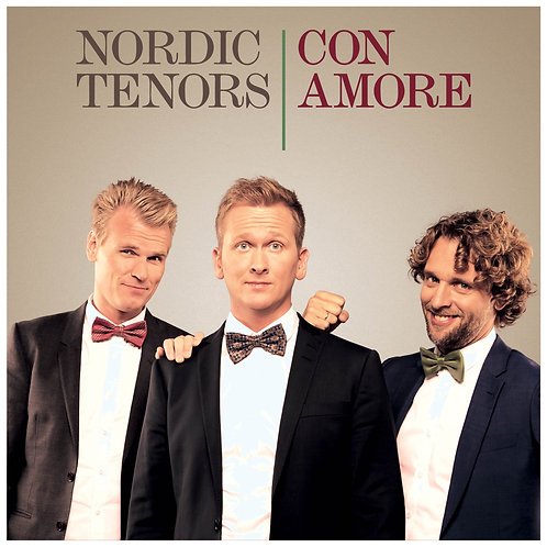 CD: Con Amore