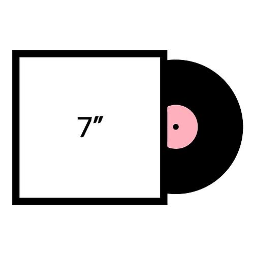 """7"""" Vinyl Record"""