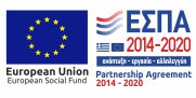 ESPA logo - European Social Fund