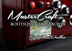 Master Craft Boutique Ghost Boxes