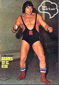Ruben El Ancho Peucelle - Mi Idolo de la Lucha en Argentina