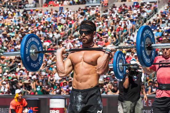 Rich Froning Jr - 4 Times Fittest Man On Earth and 4 Times Team Champion