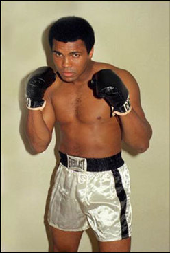 Muhammad Ali - The Greatest Of All Timee